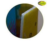 Дитячий двосторонній килимок Limpopo Сонячний день і Кольорові циферки, 200х180 см, фото 3