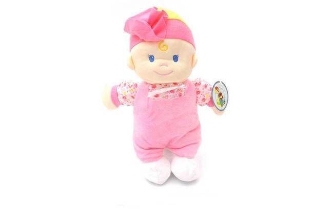 Кукла мягкая в пакете, фото 2