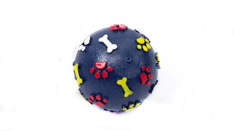 Мяч попрыгун 12 шт. в коробке/ЦЕНА ЗА 1 ШТ., фото 2