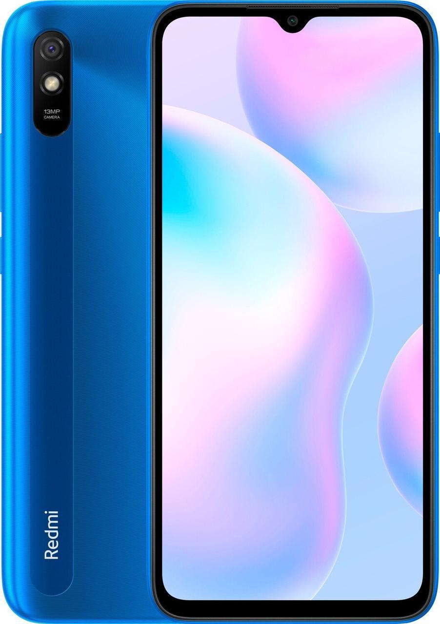 Xiaomi Redmi 9A 2/32Gb blue Global Version