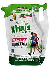 Гипоалергенный гель для стирки спортивной одежды Madel Winni's Capi Sportivi & Techini 800 мл