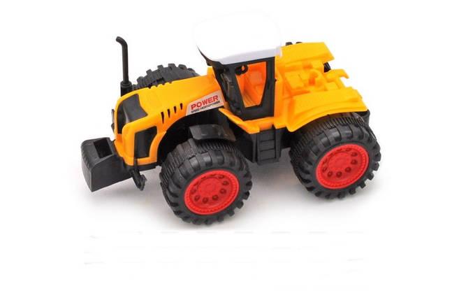 Трактор под слюдой, фото 2