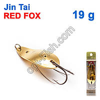 Блесна незацепляйка (двойник) Jin Tai Red Fox 6009-09S 19g 02