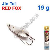 Блесна незацепляйка (двойник) Jin Tai Red Fox 6009-09S 19g 01