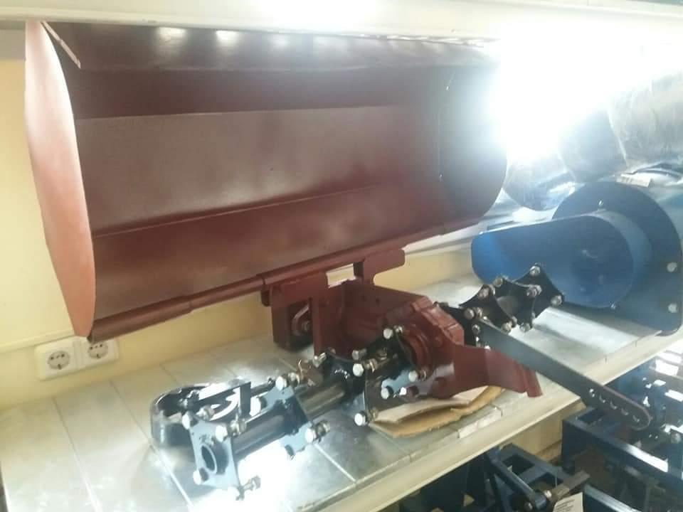Фреза 100 см для мотоблока Моторсіч БелМет (без ножів)