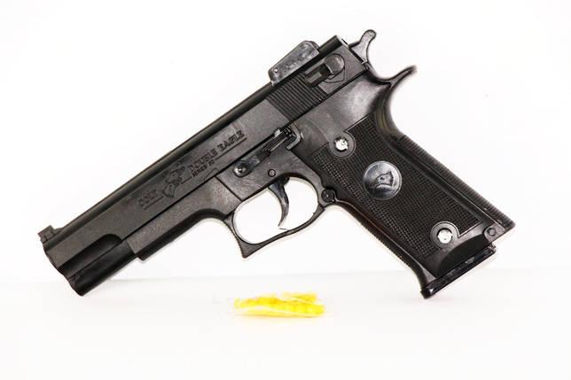 Пістолет кулі в пакеті, фото 2