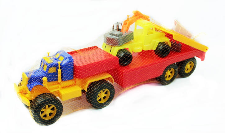"""Машина """"Трейлер Трак""""   MAXIMUS, фото 2"""
