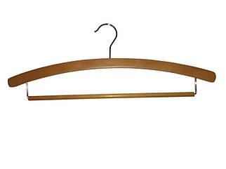 Вішалка дерев'яна Helfer 50-31-068 42 см