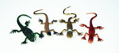 SALE Тварини ящірка малий. 4 шт. в пакеті