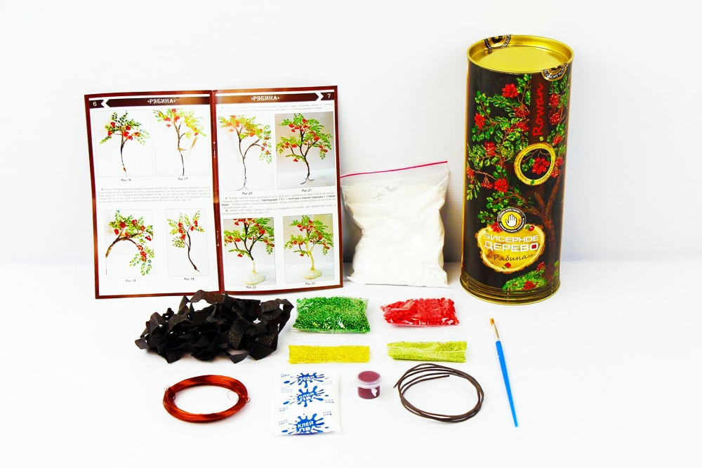 "Творчество ""Бисерное дерево""   ДАНКО - ТОЙС"