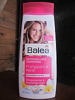 Шампунь Balea Frangipani & Perle для поврежденных и сухих волос
