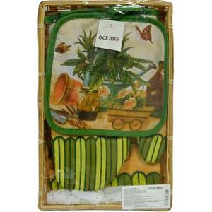 Кухонный набор Оселя Олива 71-72-043 4 предмета