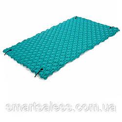Пляжный надувной матрас Intex 56841 «Гигант», 290 х 213 см