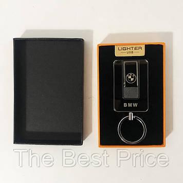 Запальничка спіральна USB-811. BMW. Колір чорний