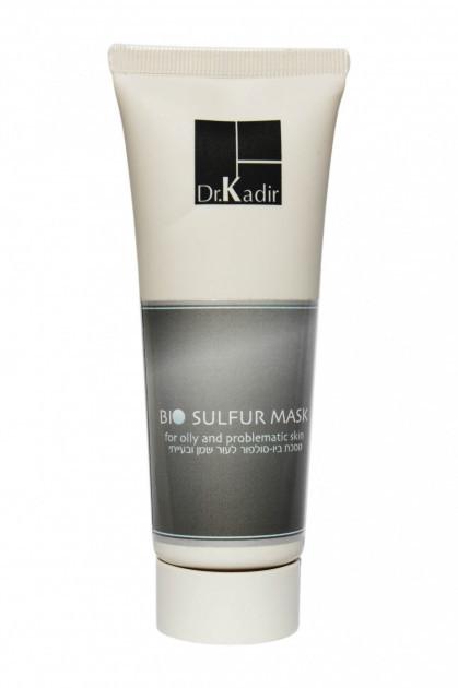 Маска для проблемної шкіри Dr. Kadir Face Masks Bio-Sulfur Mask