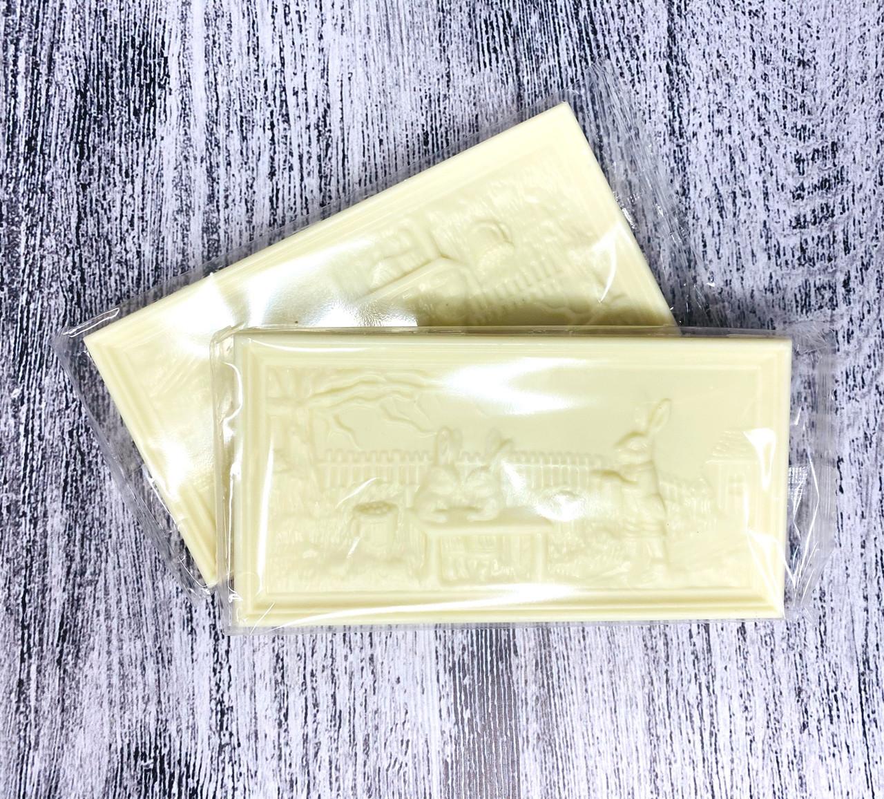 Плитка кондитерская белая ф/п 3 кг. ТМ Галицкие традиции