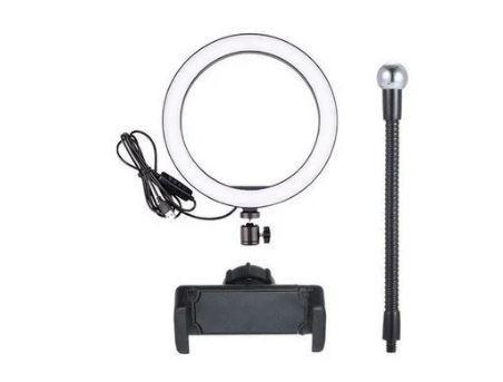 Кольцевая LED лампа JY-300 (30 см)