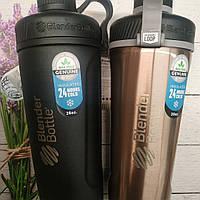 Спортивная бутылка BlenderBottle Radian 820 ml Black/Bronz шейкер