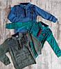 Оптом Дитячий Батник-Реглан Поло Хлопчик 5-8 років Туреччина, фото 2
