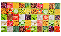 Настінна декоративна Панель ПВХ (кухонна Плитка мікс)
