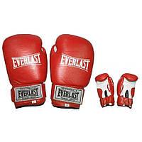 Перчатки боксерские Кожа ELAST TARGET BO-3340