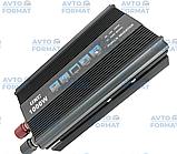 Авто інвертор UKC 12V-220V 1000W, Перетворювач напруги 12В-220В 1000Вт, фото 2
