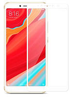 Защитное стекло xiaomi redmi note 6 pro 3d white