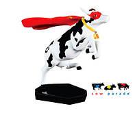 Коллекционная статуэтка корова Super Cow 15 х 6 х 11 см