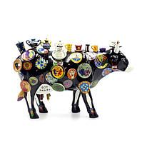 "Коллекционная статуэтка корова ""Moo Potter"" 18,5 х 12 см"