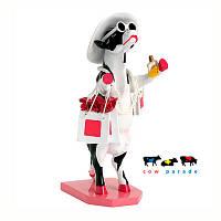 Коллекционная статуэтка корова Alphadite Goddess of Shopping30 х 9 х 20 см