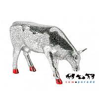 Коллекционная статуэтка корова Mira Moo 30 x 9 x 20 см