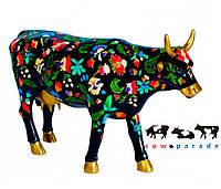 """Коллекционная статуэтка корова """"Cowsonne"""" 30 x 9 x 20 см"""