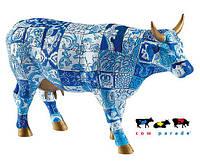 """Коллекционная статуэтка корова """"ORA Poix"""" 30 x 9 x 20 см"""