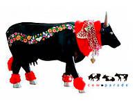 Коллекционная статуэтка корова Haute Cow-ture 30 x 9 x 20 см