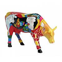 Коллекционная статуэтка корова Hommage Picowso's 30 x 9 x 20 см