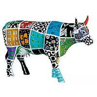 "Коллекционная статуэтка корова ""Cowcado de Impanema"" 30 x 9 x 20 см"