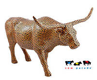 Коллекционная статуэтка корова Penny Bull 38.5 х 25.5 см