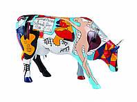 Коллекционная статуэтка корова Picowso's School for the Art 30 x 9 x 20 см