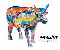 "Коллекционная статуэтка корова ""Barcelona"" 30 x 9 x 20 см"