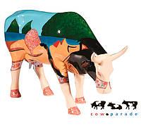 Коллекционная статуэтка корова Fernando de Noronha 30 x 9 x 20 см