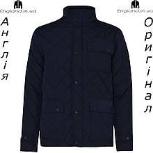 Размер 2XL (54й, но маломерит до XL 52й) - Куртка стеганная мужская Firetrap из Англии - весна/осень