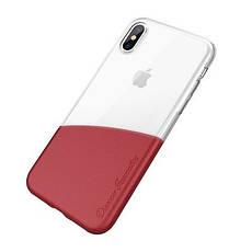Захисний чохол Nillkin для iPhone X / iPhone XS Half Series Red, фото 3