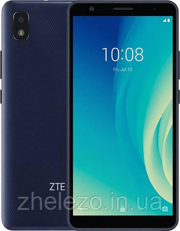 Смартфон ZTE Blade L210 Dual Sim Blue, фото 2