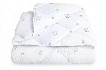 """Одеяло ТЕП ПРИРОДА ( membrana print ) """"COTTON"""" 210*150 см 350 г/м2"""