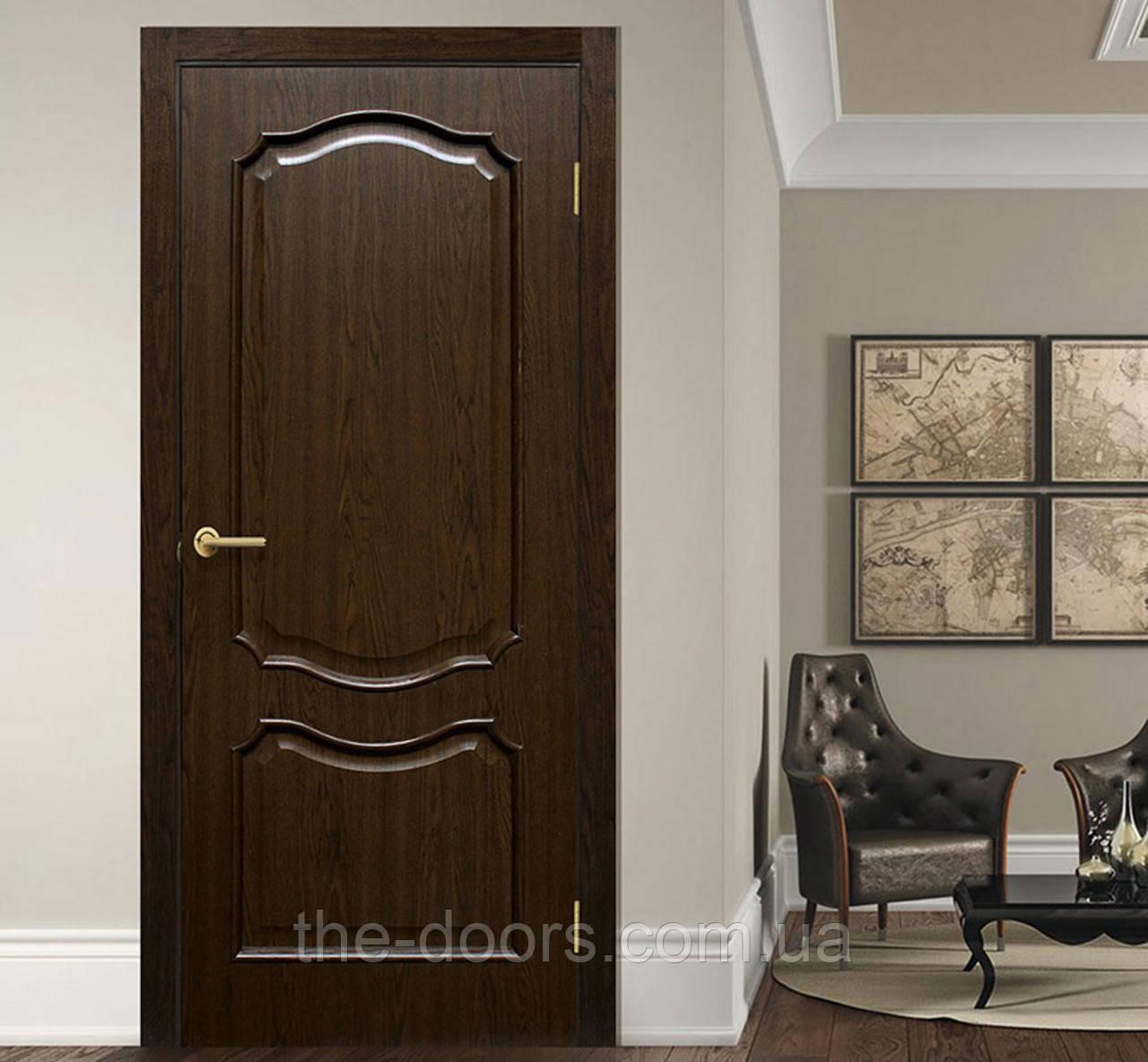 Двери межкомнатные ОМиС Прованс глухие