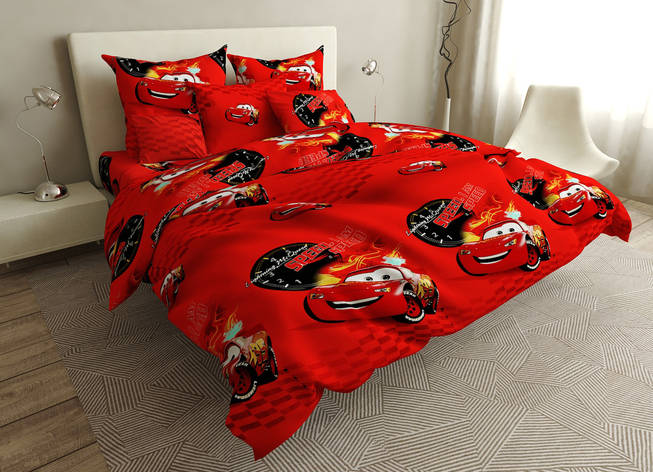 Детский комплект постельного белья 150*220 хлопок (17012) TM KRISPOL Украина, фото 2