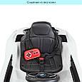 Электромобиль детский БМВ I8 Bambi с пультом управления Детская машина BMW I8 на аккумуляторе для детей Белый, фото 8