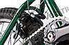 Трюковий велосипед ВМХ-5 20 ДЮЙМІВ зелений, фото 4