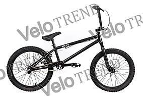Трюковый велосипед  ВМХ-5 20 ДЮЙМОВ черный