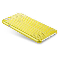 Захисний чохол Baseus для Apple iPhone 6 / iPhone 6S Shell Gold Series, фото 3